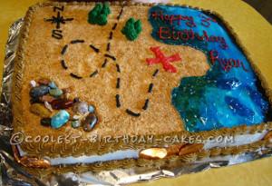 tort - wyspa skarbów