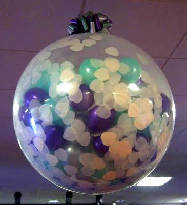Balonowe konfetti
