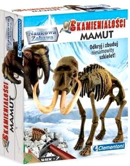 skamienialosci_mamut_clementoni
