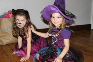kot i czarownica