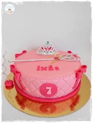 tort z koroną 2