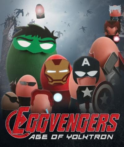 pisanki_avengers