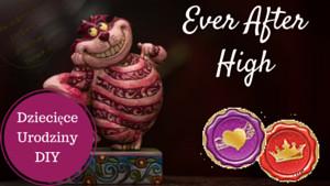 urodziny tematyczne Ever After High