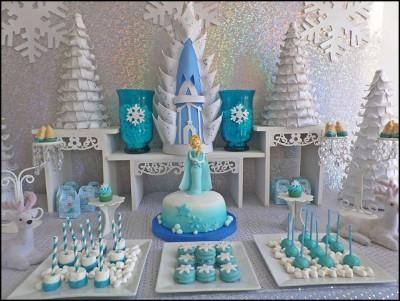 Zimowe Przekąski Urodziny I Inne Przyjęcia Dla Dzieci