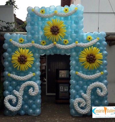 balonowy zamek
