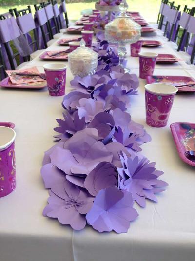 ozdoba stoły