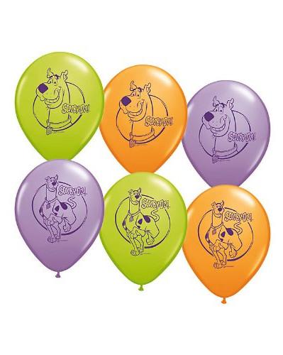 balony scooby doo