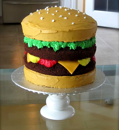 tort - hamburger