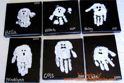dłonie-duchy