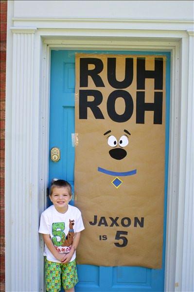 plakat Scooby Doo