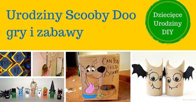 Zabawy ze Scoobym i Tejemniczą Spółką