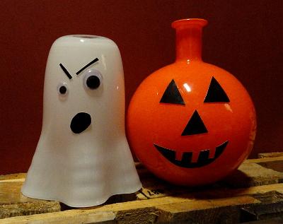 dekoracje halloween DIY